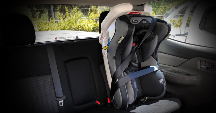 The Top 5 Most Common Car Seat Mistakes