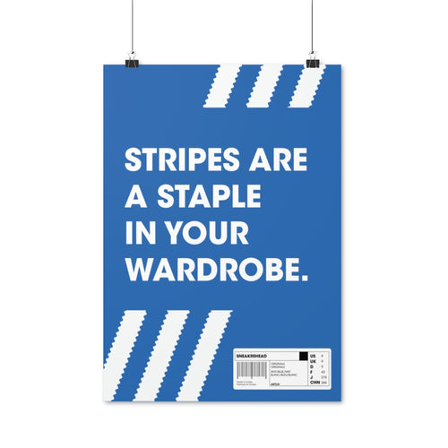 Staple Stripes - Artliv Shop