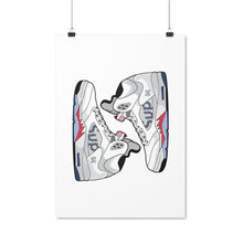 Laden Sie das Bild in den Galerie-Viewer, Air Jordan 5 x Supreme - Artliv Shop