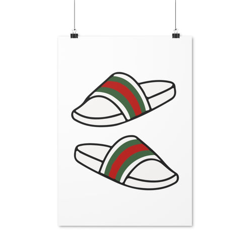 Gucci Slides - Artliv Shop