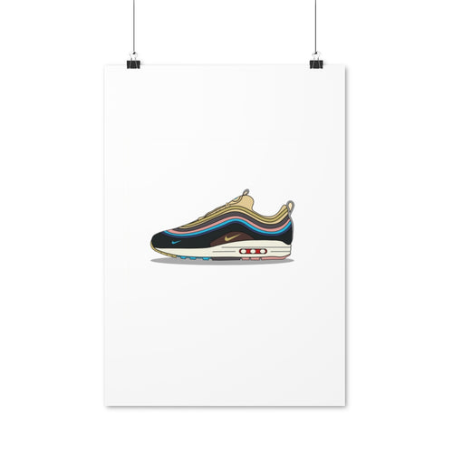 Nike Air Max 97/1 x Sean Wotherspoon - Artliv Shop