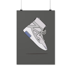 Nike Air Fear of God 1 - Artliv Shop | Sneaker & Streetwear Posters