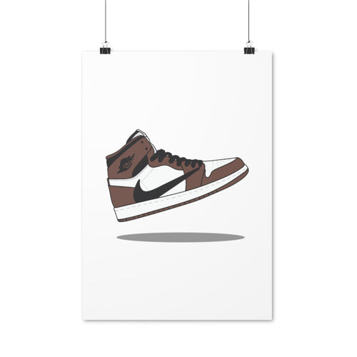 Air Jordan 1 Retro High Travis Scott - Artliv Shop