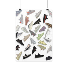 Load image into Gallery viewer, Yeezy Sneaker Collection - Artliv Shop | Sneaker & Streetwear Posters