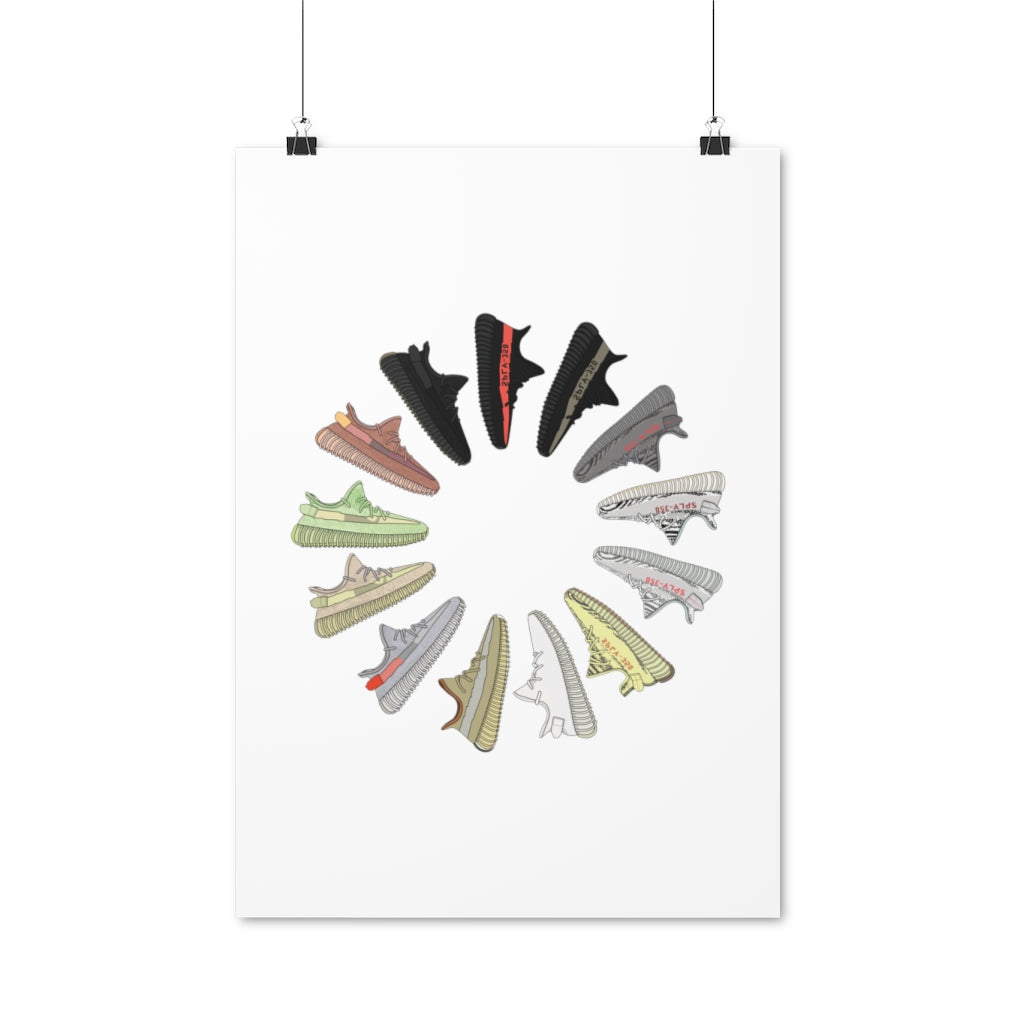 Yeezy 350 V2 Wheel - Artliv Shop