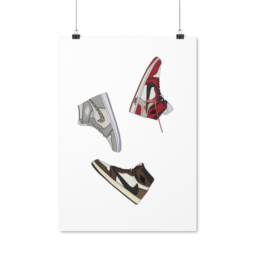 Air Jordan 1 Collabs - Artliv Shop