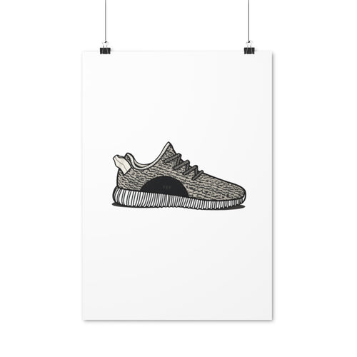 Yeezy Boost 350 Turtle Dove - Artliv Shop