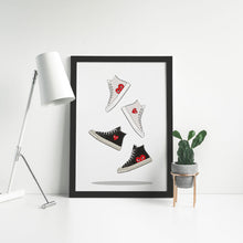 Laden Sie das Bild in den Galerie-Viewer, Converse x CDG Sneakers - Artliv Shop