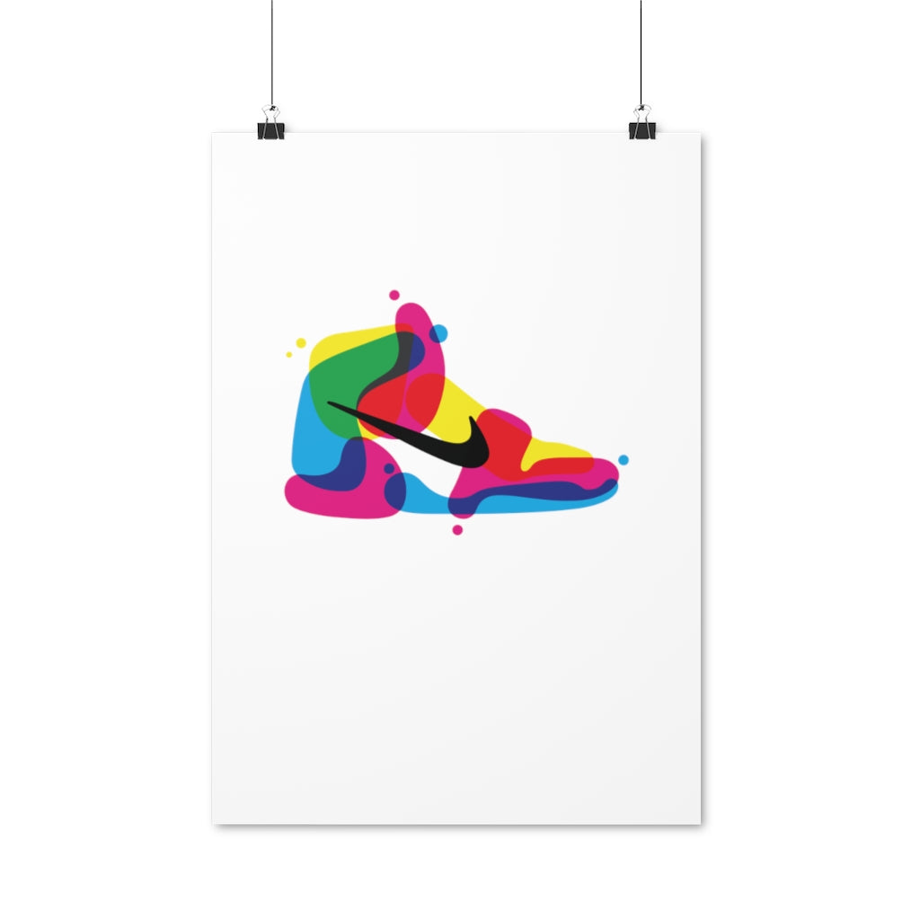 Nike Colorful Sneaker - Artliv Shop