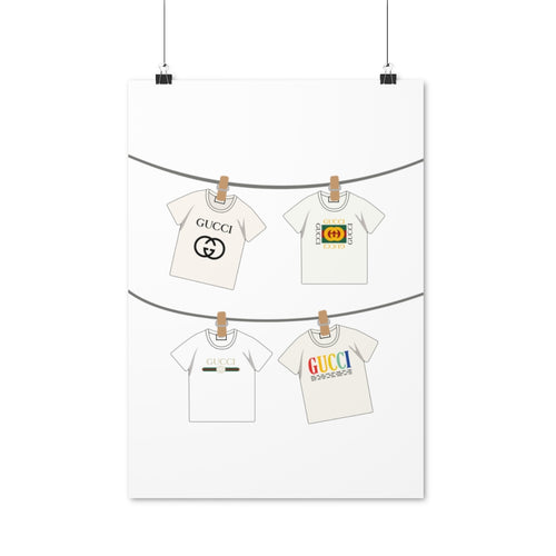 Gucci T-shirts - Artliv Shop