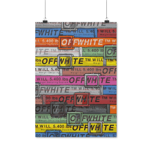 Off White Belts - Artliv Shop