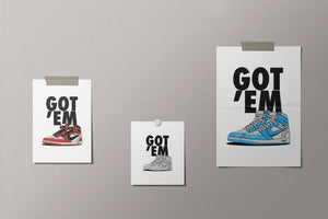 Air Jordan 1 Retro x Off-White NRG - Artliv Shop
