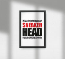 Laden Sie das Bild in den Galerie-Viewer, Sneakerhead - Artliv Shop | Sneaker & Streetwear Posters