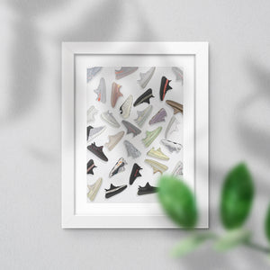Yeezy Sneaker Collection - Artliv Shop | Sneaker & Streetwear Posters