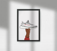 Laden Sie das Bild in den Galerie-Viewer, Yeezy Boost 350 V2 Zebra - Artliv Shop