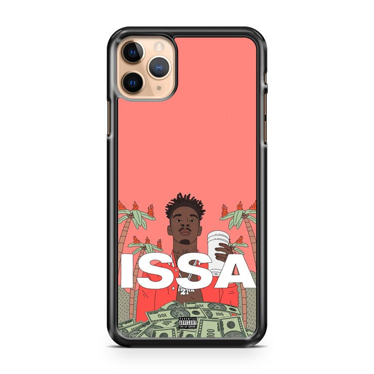 21 Savage Issa Album iPhone 11 Pro Max Case Cover | CaseSupplyUSA