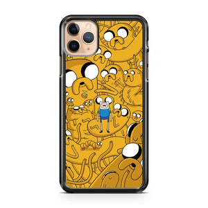 Adventure Time Finn Jake Dog iPhone 11 Pro Max Case Cover | CaseSupplyUSA