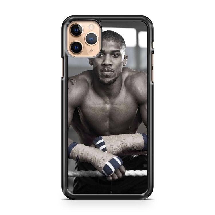ANTHONY JOSHUA BOXING CHAMPION iPhone 11 Pro Max Case Cover | CaseSupplyUSA