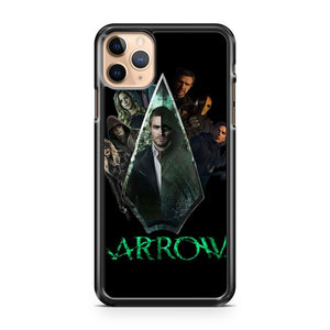 ARROW TV SERIES CHARACTERS iPhone 11 Pro Max Case Cover | CaseSupplyUSA
