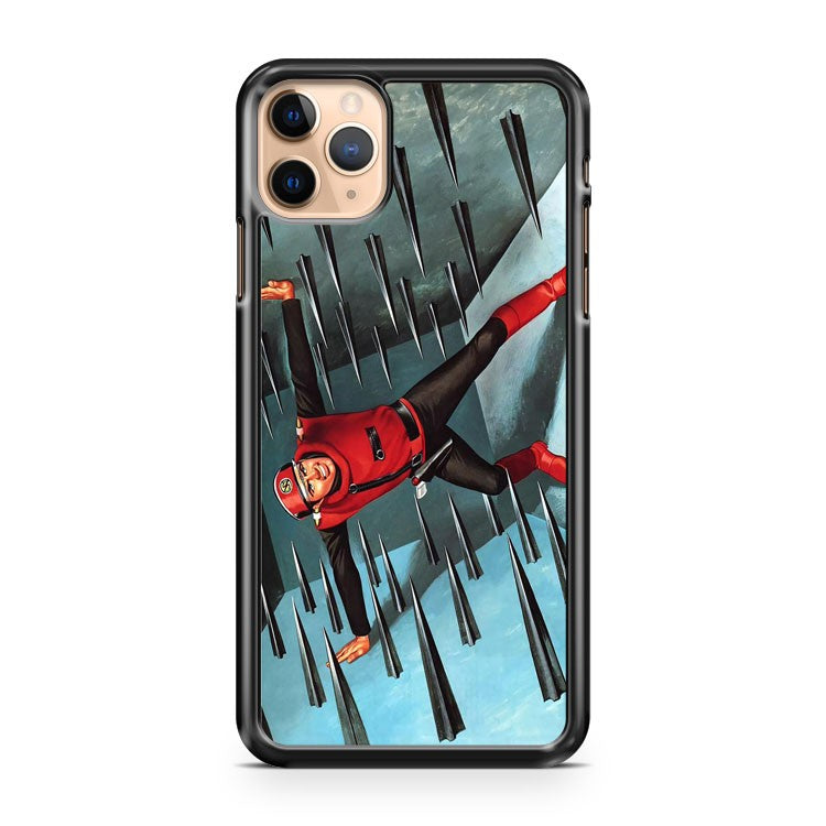Captain Scarlet Spikes iPhone 11 Pro Max Case Cover | CaseSupplyUSA
