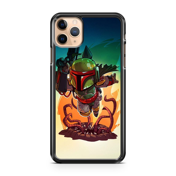 Cartoon Star Wars iPhone 11 Pro Max Case Cover | CaseSupplyUSA