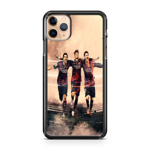 Messi MSN Suarez Neymar Barca Barcelona iPhone 11 Pro Max Case Cover