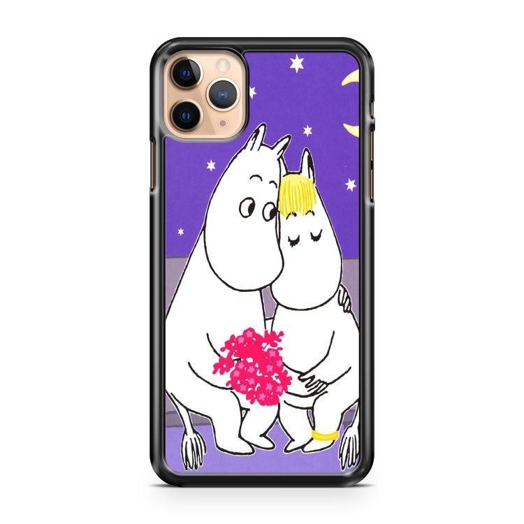 MOOMINS CLOUDY NIGHT iPhone 11 Pro Max Case Cover