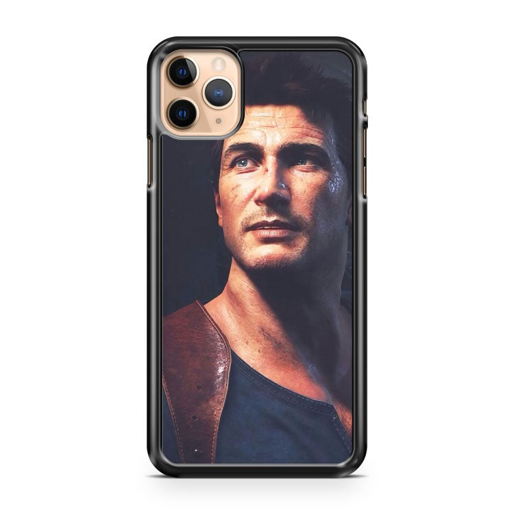 Nathan Drake Uncharted iPhone 11 Pro Max Case Cover