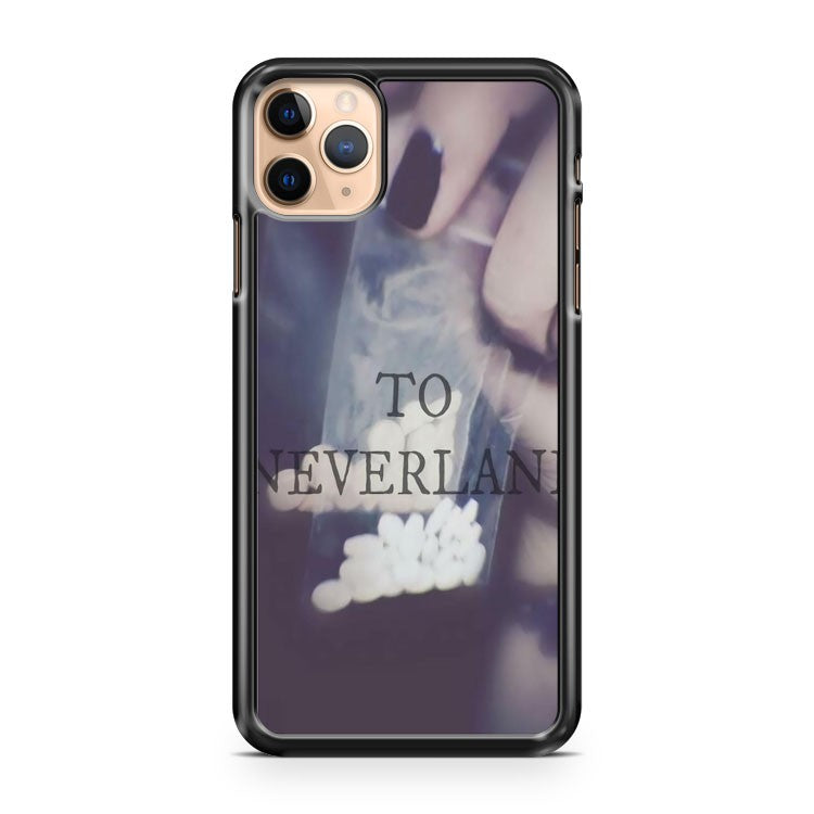 Neverland Drug Pill Never Land iPhone 11 Pro Max Case Cover