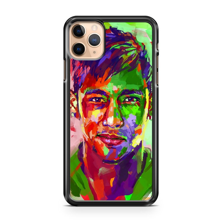 Neymar Brazil Barcelona Football iPhone 11 Pro Max Case Cover