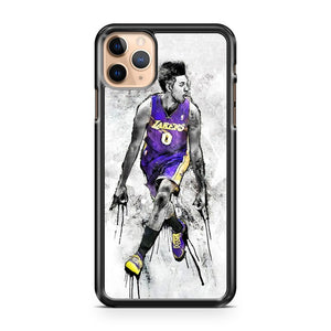 Nick Young Lakers NBA Star Athlete iPhone 11 Pro Max Case Cover