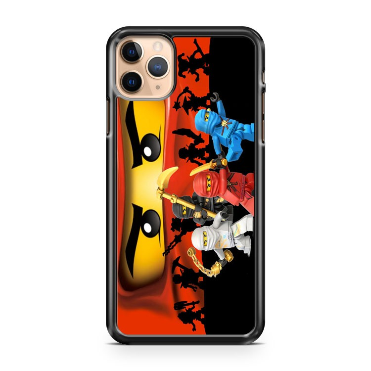 ninjago iPhone 11 Pro Max Case Cover