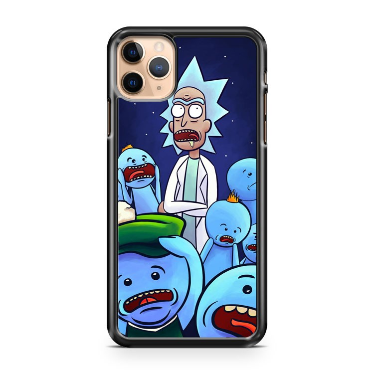 RICK AND MORTY 2 iPhone 11 Pro Max Case Cover