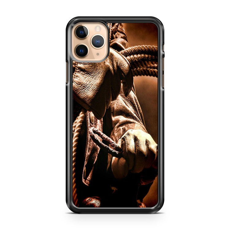 Rodeo Cowboy Gloves iPhone 11 Pro Max Case Cover
