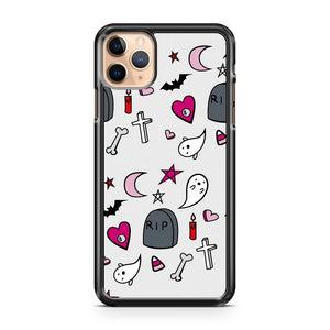 A Creepy Cute Halloween 3 iPhone 11 Pro Max Case Cover | CaseSupplyUSA