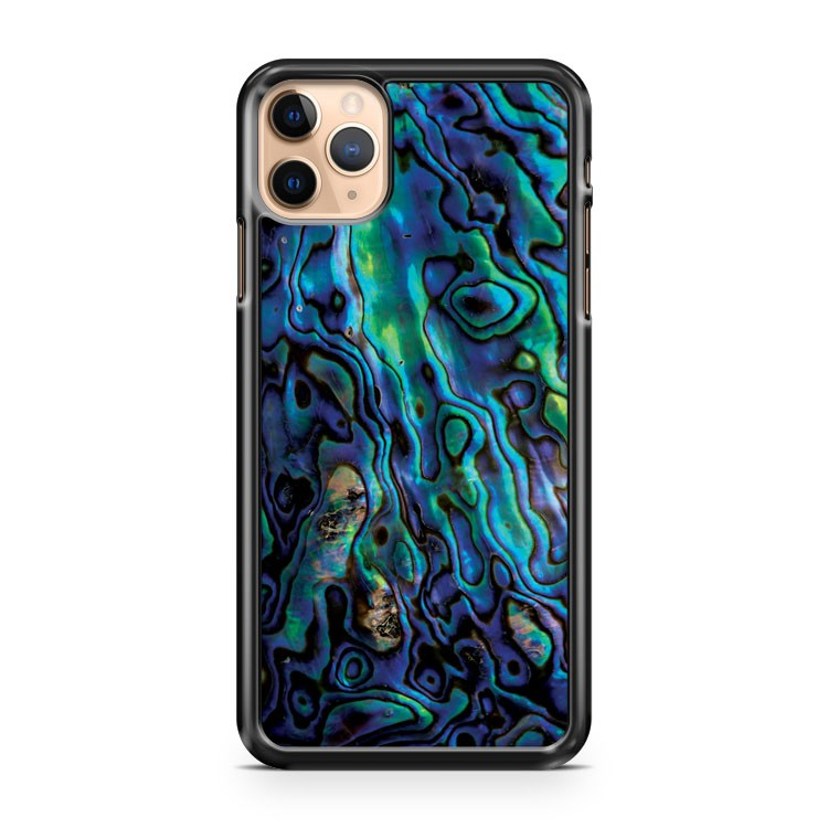 Abalone Pattern 4 iPhone 11 Pro Max Case Cover | CaseSupplyUSA