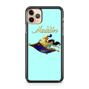 Aladdin And Jasmine 18 iPhone 11 Pro Max Case Cover | CaseSupplyUSA
