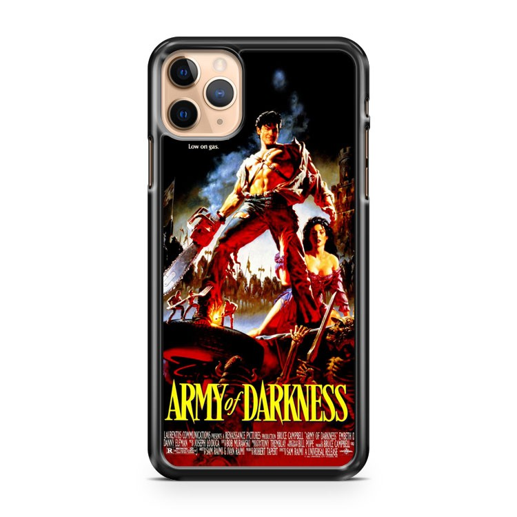 Army Of Darkness Evil Bruce 2 iPhone 11 Pro Max Case Cover | CaseSupplyUSA
