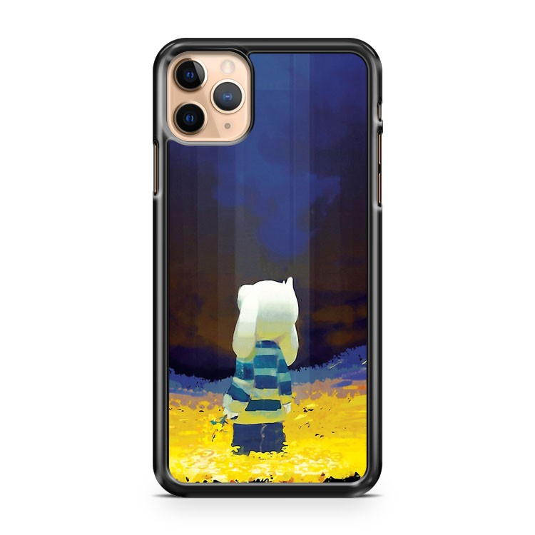 Asriel Undertale 4 iPhone 11 Pro Max Case Cover | CaseSupplyUSA