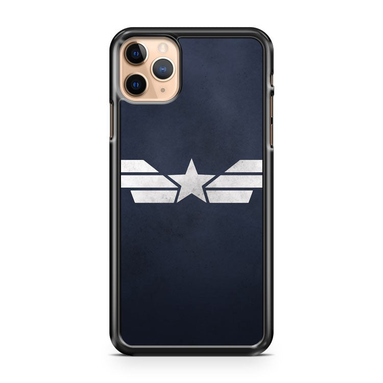 Captain America Winter Soldier 18 iPhone 11 Pro Max Case Cover | CaseSupplyUSA