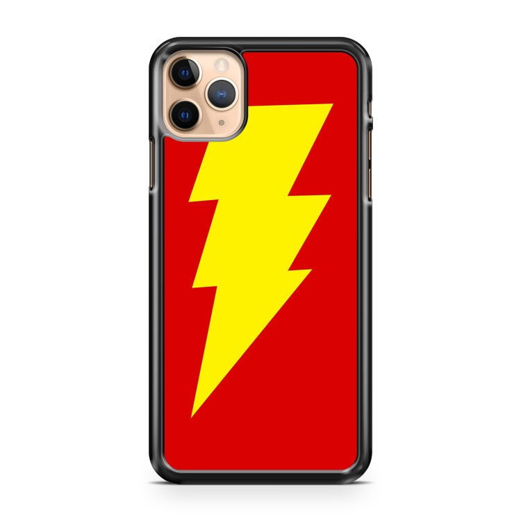 captain shazam iPhone 11 Pro Max Case Cover | CaseSupplyUSA