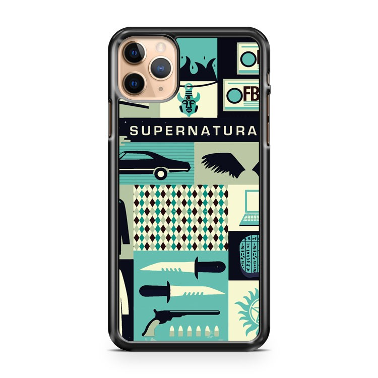 Carry On My Wayward Son 2 iPhone 11 Pro Max Case Cover | CaseSupplyUSA