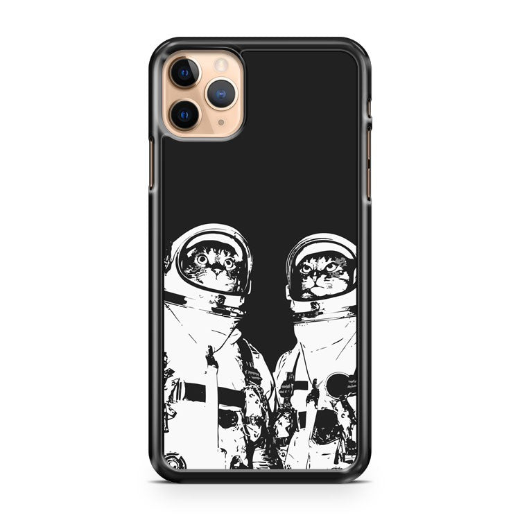 cat astronauts 2 iPhone 11 Pro Max Case Cover | CaseSupplyUSA