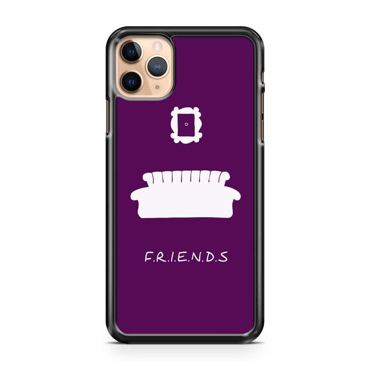 minimalist friends tv series iPhone 11 Pro Max Case Cover