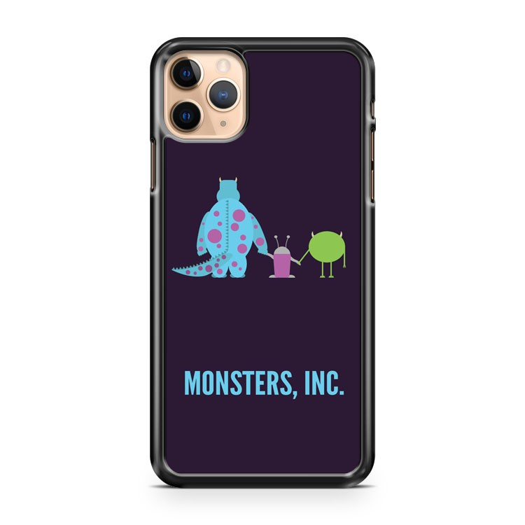 MONSTER INC boo sully mike iPhone 11 Pro Max Case Cover