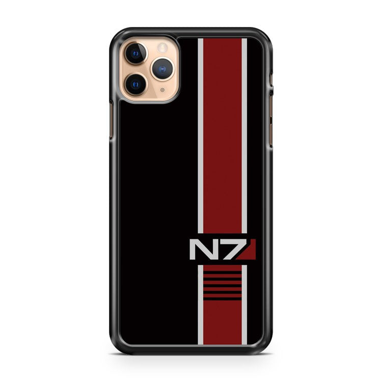 N7 Stripe 3 iPhone 11 Pro Max Case Cover