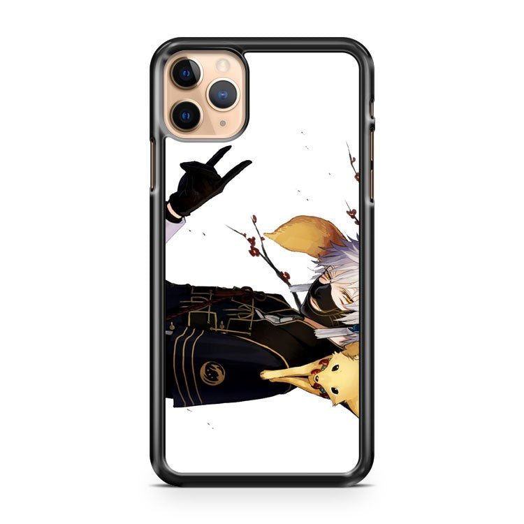 Nakigitsune Touken Ranbu iPhone 11 Pro Max Case Cover