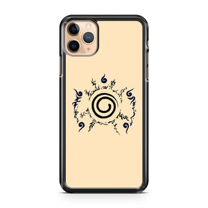 Naruto kyuubi seal iPhone 11 Pro Max Case Cover