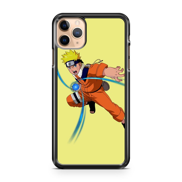 naruto sharingan iPhone 11 Pro Max Case Cover