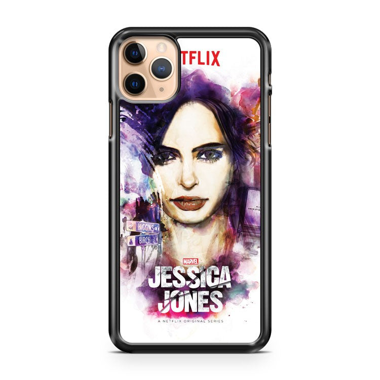 Netflix Jessica Jones 2 iPhone 11 Pro Max Case Cover